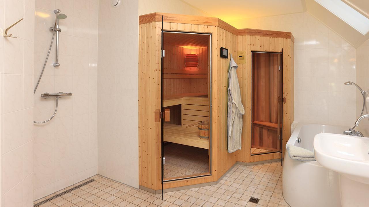 Aangepaste vakantiewoning voor 6 8 personen - Lay outs badkamer ...